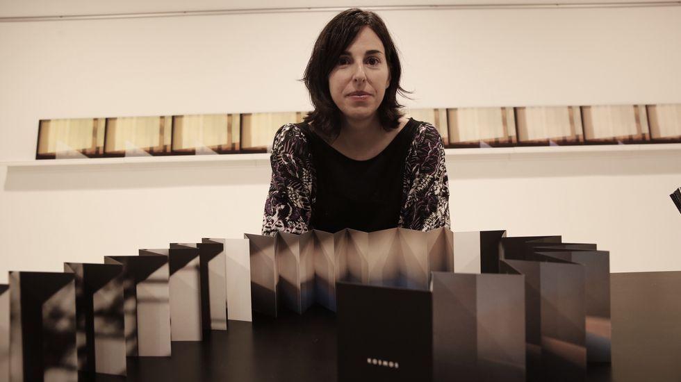 Estética ochentera en la Madrid Fashion Week.El modisto gallego Roberto Verino