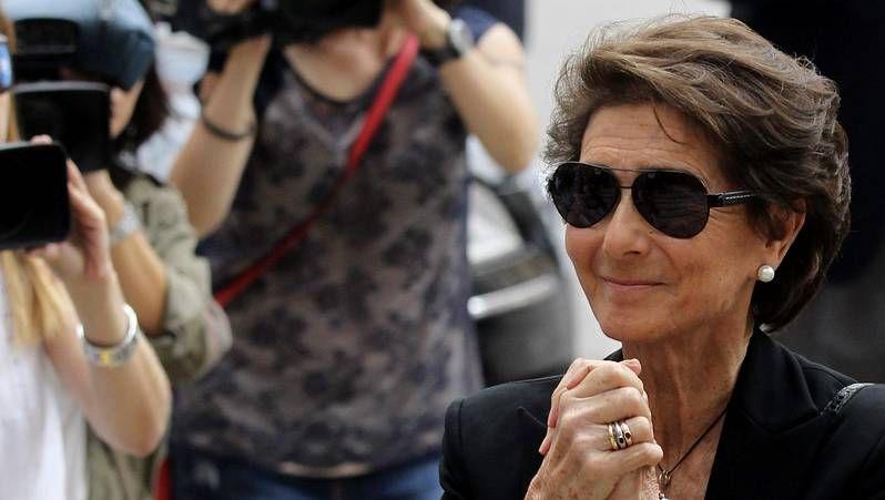 Ana Botín se estrena en Santander.La viuda de Botín, Paloma O 'Shea