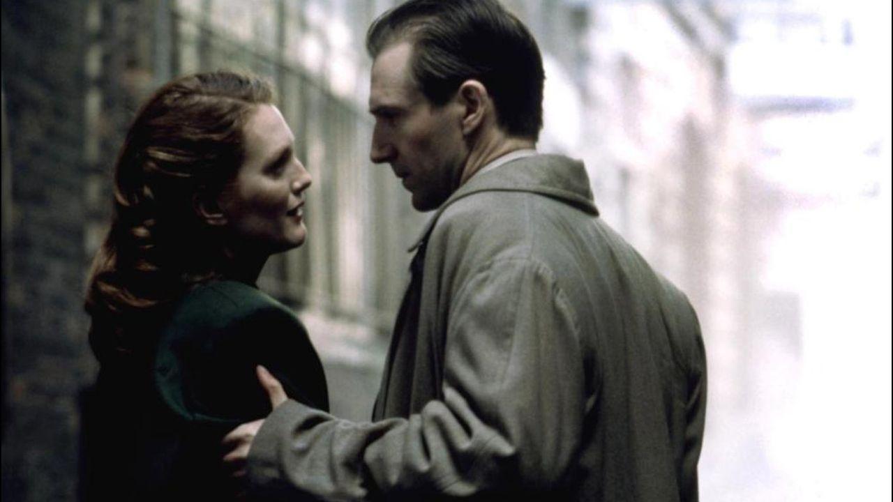 Ralph Fiennes y Julianne Moore interpretaron en el cine esta obra maestra de Graham Greene