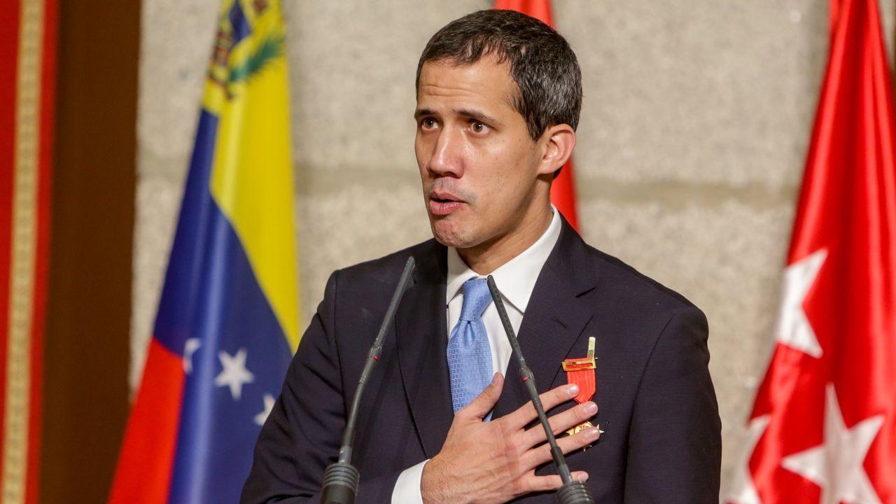 El presidente de la Asamblea Nacional de Venezuela, Juan Guaidó, está esta semana de gira por Canadá