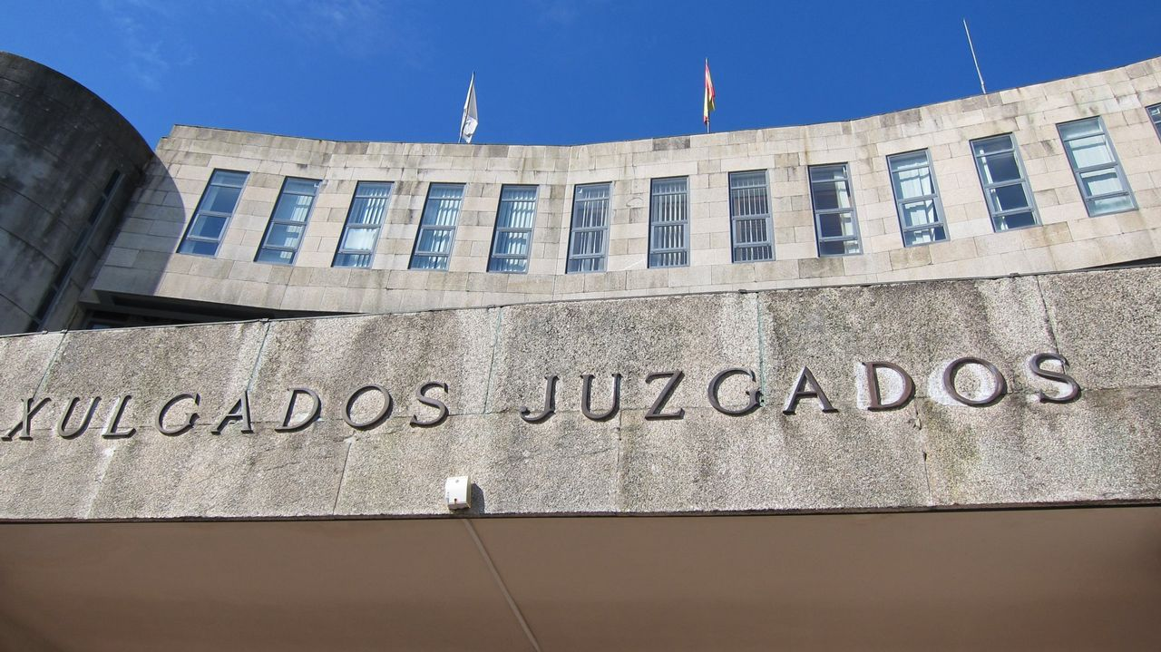 Un juzgado de Santiago es el responsable de la sentencia condenatoria