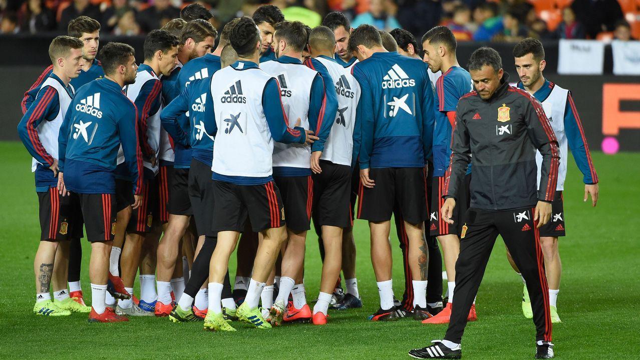 En-Nesyri marcó de cabeza el tercer gol del Sevilla
