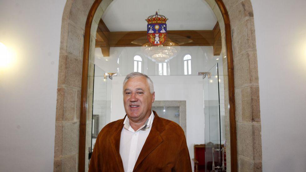 Manuel Martínez. Alcalde de Becerreá. El alcalde de Becerreá cedió hace 8 años para que Besteiro fuera presidente de la Diputación. Pero esta vez jugó a todo o nada. Se negó a renunciar a ser el candidato.