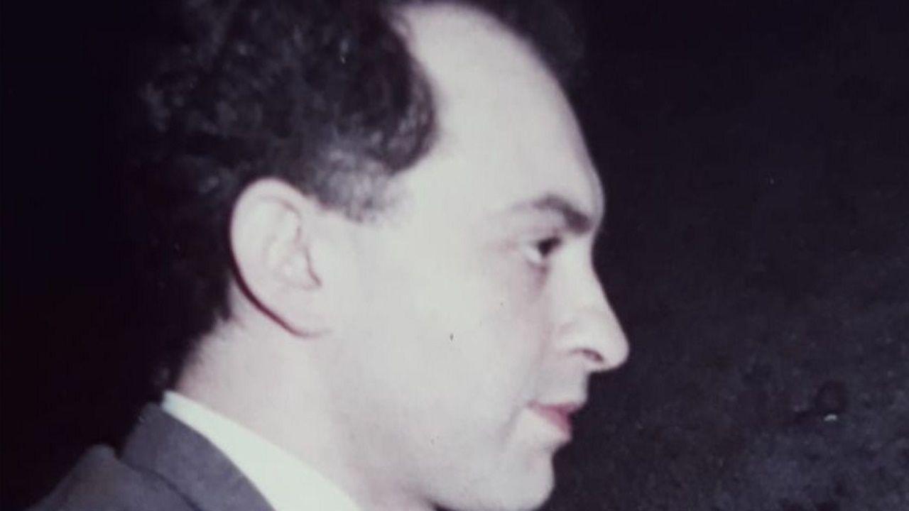 Antón Cancelas, cuando comenzaba su profesión como doblador
