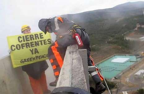 Los ecologistas entraron hace tres años en la central nuclear de Cofrentes, lo que motivó el juicio.