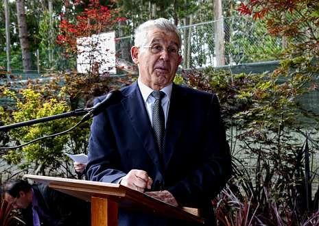 José Montes asistió a la clausura del curso en el centro de promoción rural Fonteboa.