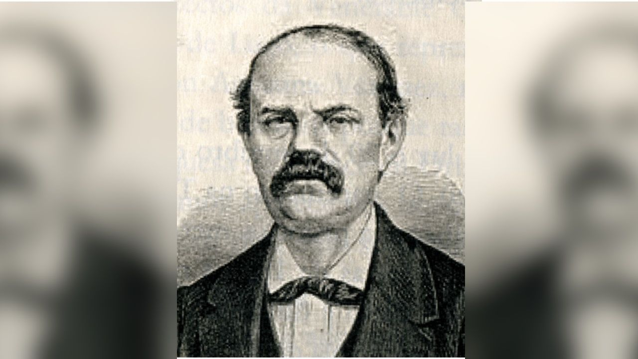 Manuel Becerra (1820-1896) foi ministro varias veces na segunda metade do século XIX
