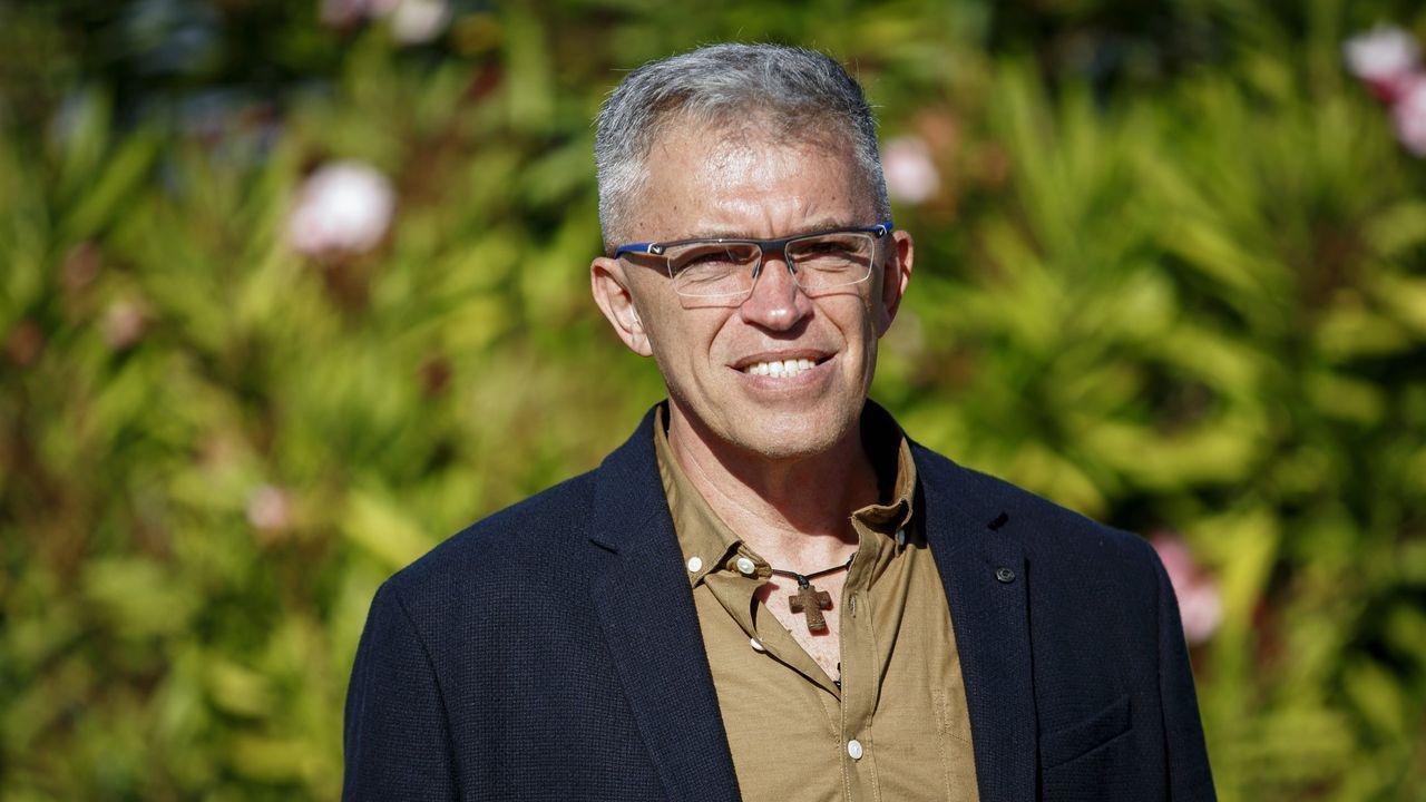 José Fernández, allcalde de Los Salias (Caracas)