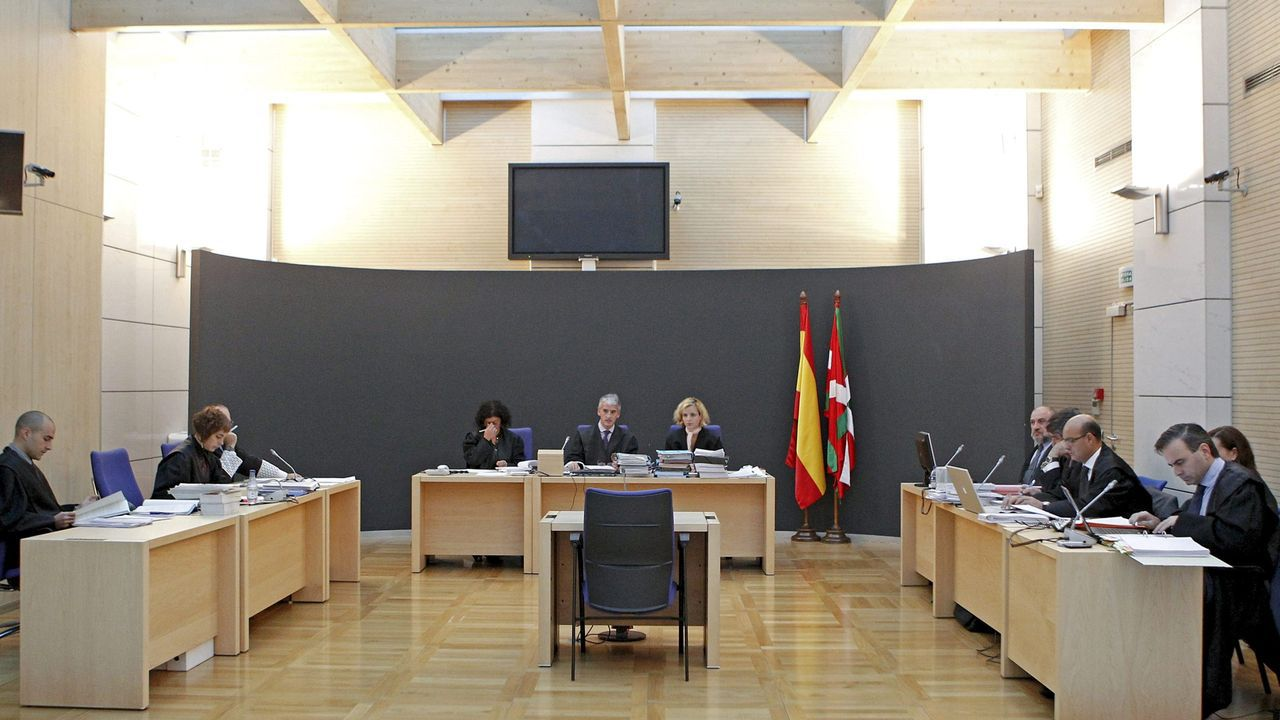 Audiencia Provincial de Guipúzcoa