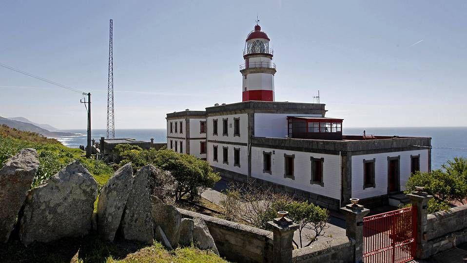 Faro de Cabo Silleiro, en Baiona.