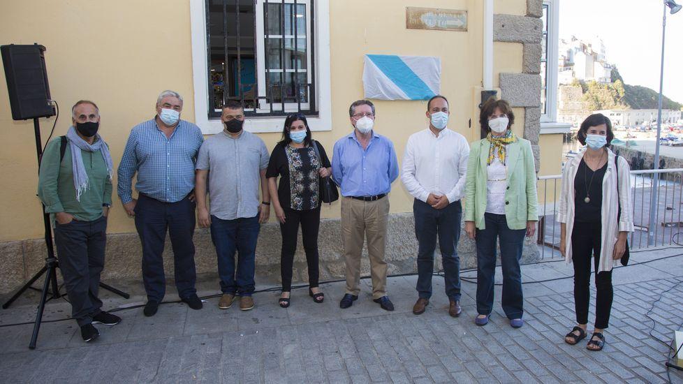 Los linajes genéticos del coronavirus en España.Homenaje en Malpica a tres vecinos que estuvieron en Mauthausen