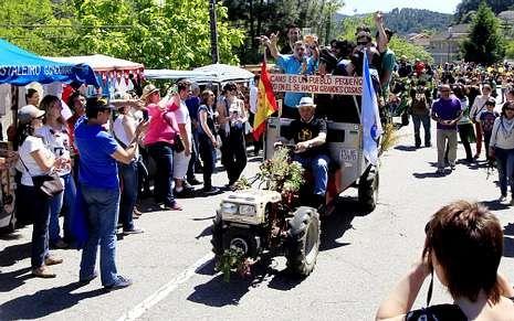El Festival de Cans reúne cada año a cientos de personas en torno a las diferentes actividades.