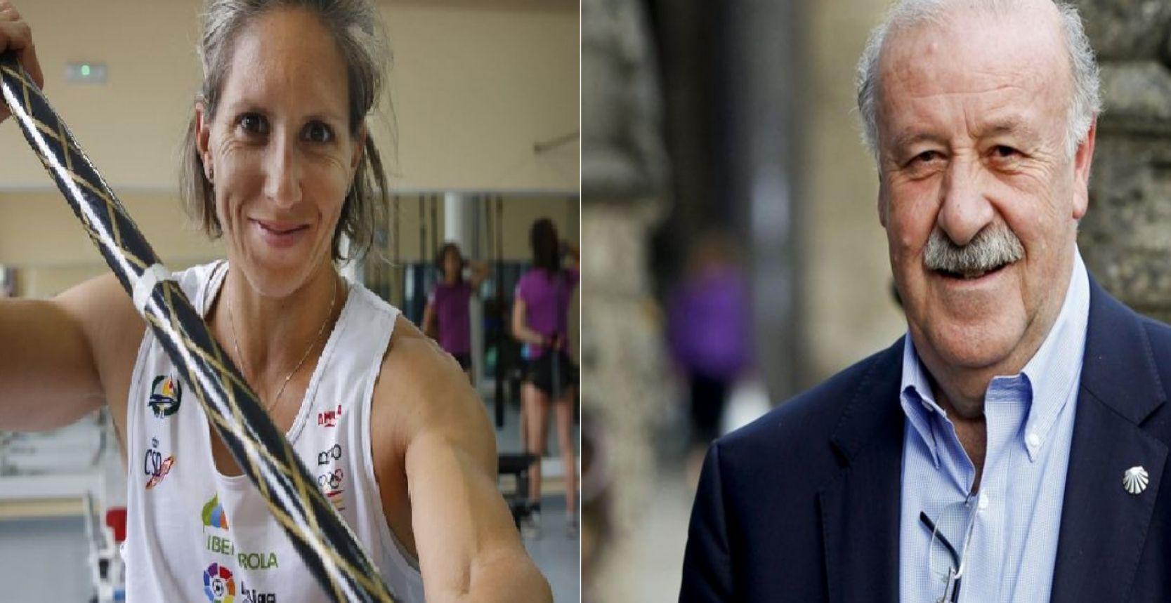 TERESA PORTELA - piragüista olímpica
