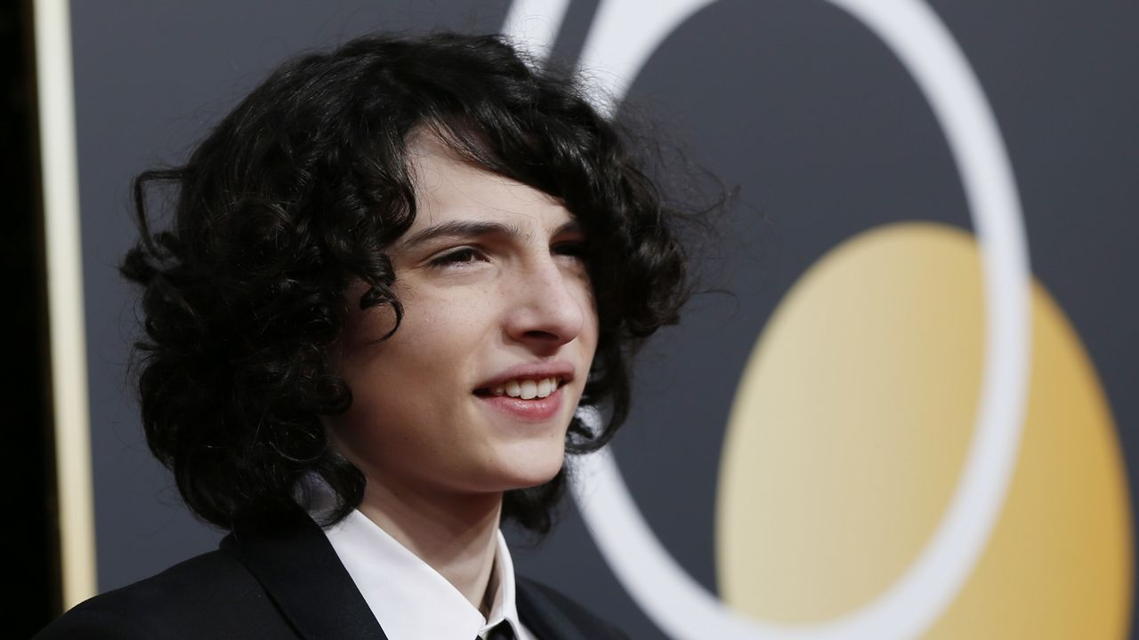 Finn Wolfhard, de «Stranger Things»