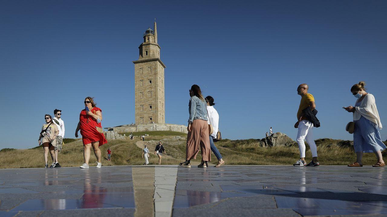 Arquitectura destacada en los campus gallegos