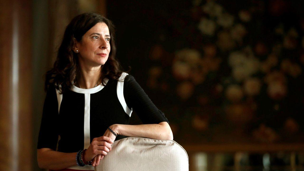 Ana Merino recibió el Premio Nadal por «El mapa de los afectos»