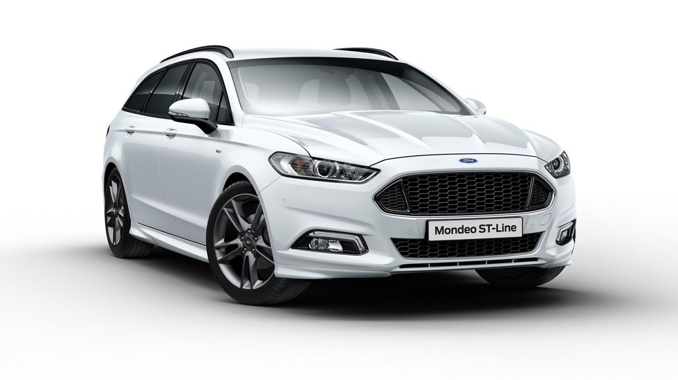 Ford Mondeo.Ford Mondeo
