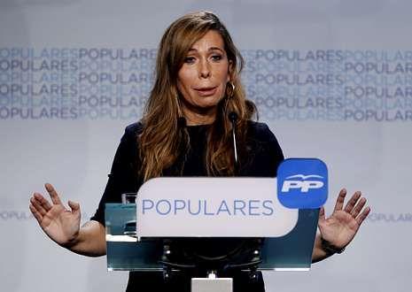 «Pata negra» del PP e íntima de los Aznar.Sánchez rechazó por inadecuada la invitación de Mas para que Rajoy acuda a la Generalitat.
