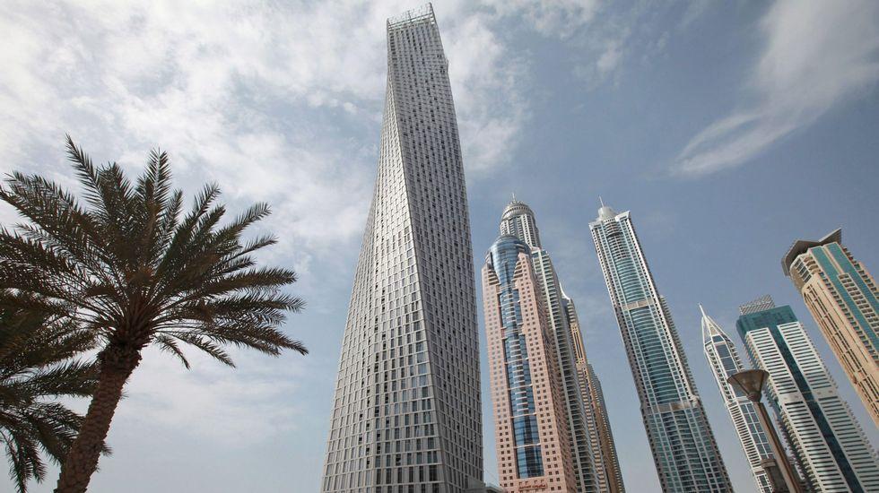 Dubai, además de petróleo ha diversificado su economía