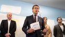 Núñez Feijoo: «Galicia no va a quedarse sin lo que le corresponde»