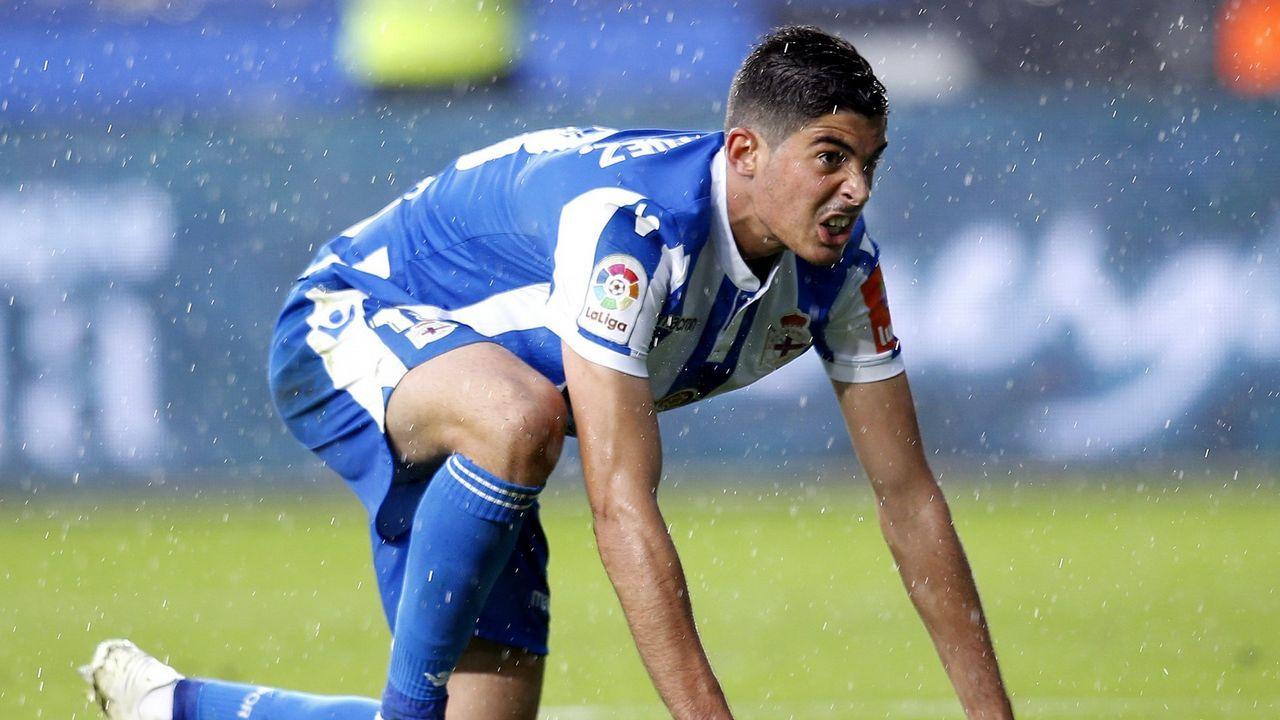 Mallorca - Deportivo en imágenes