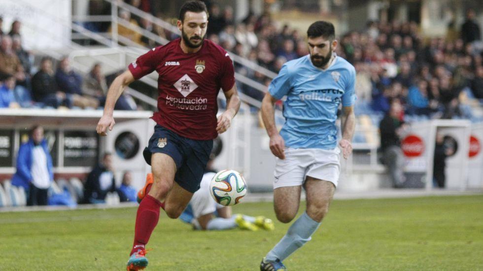 Carnero anotó en la primera vuelta el único gol granate ante el Rápido que otorgó un valioso punto.