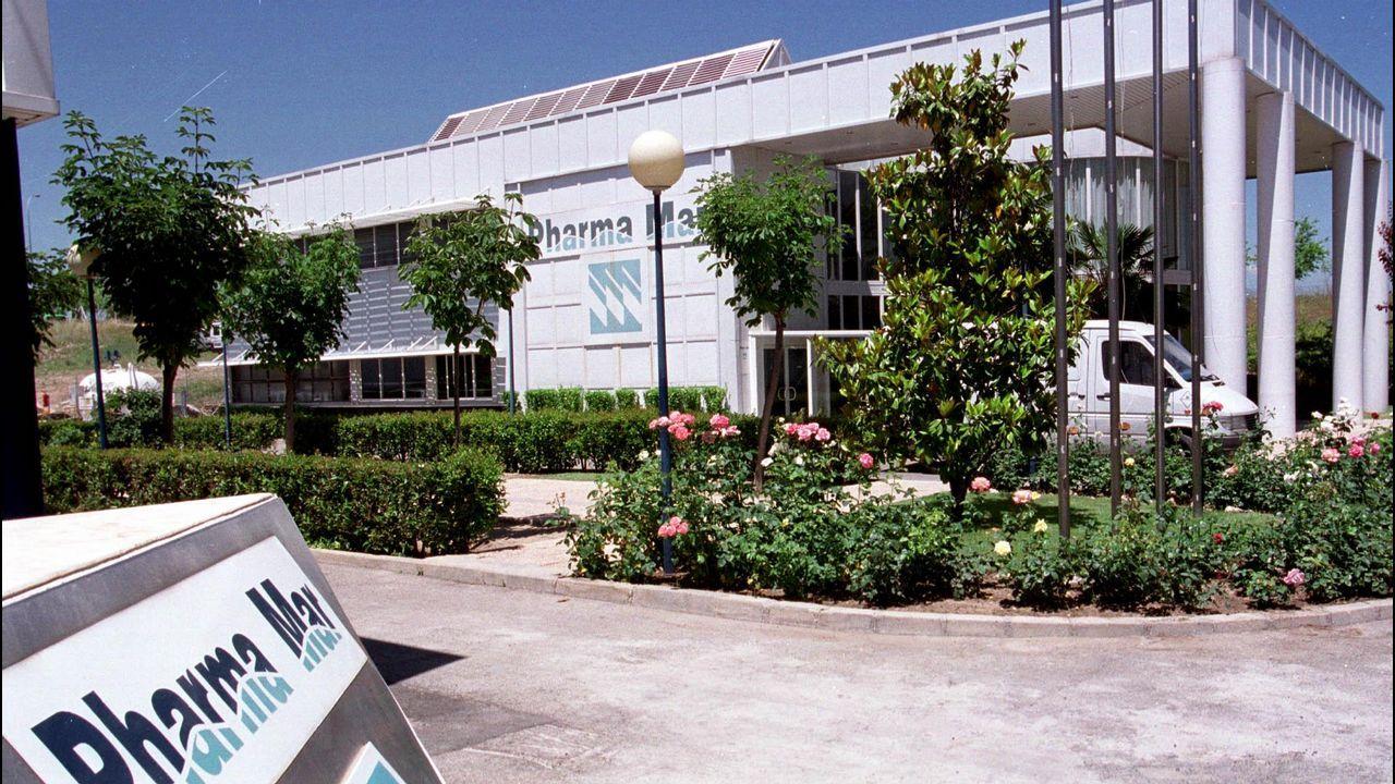 Adriana Domínguez presenta las cuentas de la compañía textil Adolfo Domínguez.Instalaciones de ArcelorMittal en Asturias