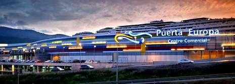 Imagen obtenida de la web del centro comercial Puerta Europa, supuesto objetivo de los islamistas.