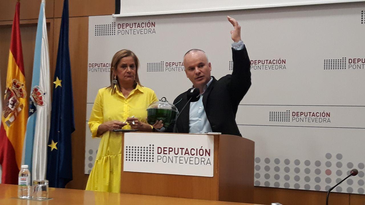 Ingenio enxebre para el corpus de Moraña