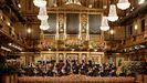 El sector de la música experimentó una caída del 76 %. En la imagen, el Concierto de Año Nuevo de Viena