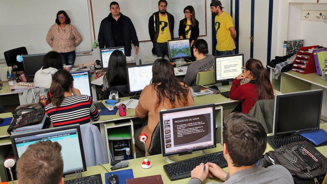 Proyectos seleccionados en la academia de ViaGalicia de la Zona Franca