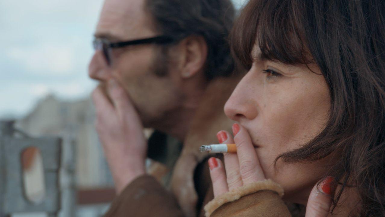 Fotograma del filme «Un acuerdo original»