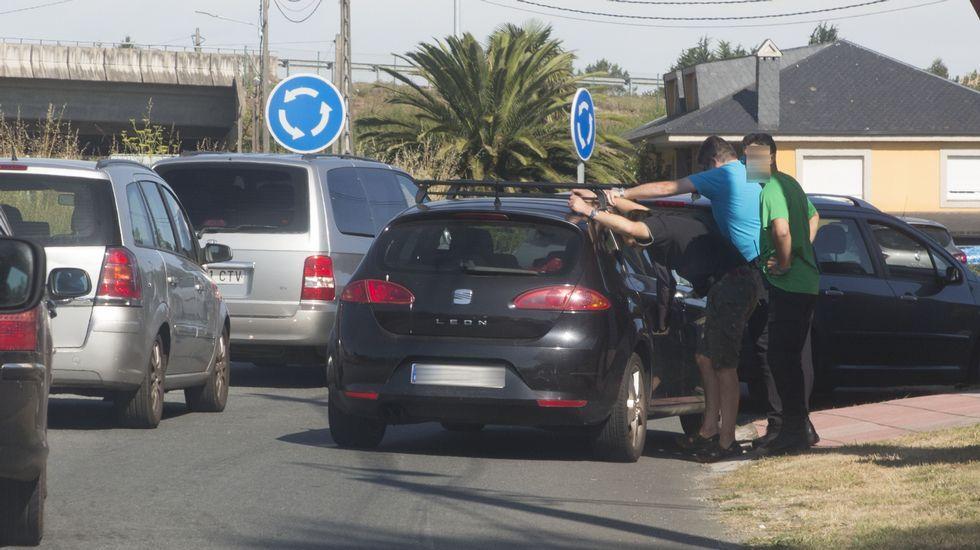 Asalta a un carballés, le exige 10.000 euros más y lo detienen al ir a cobrar la extorsión