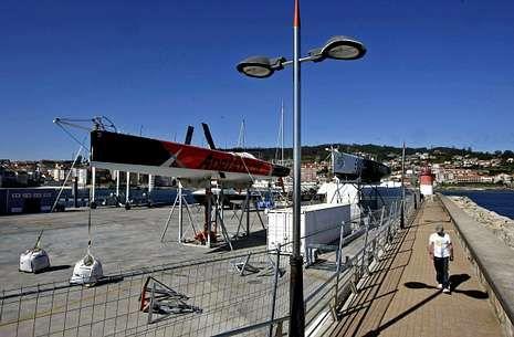 Nauta reclamó a Pedro Campos la retirada de los barcos del equipo de vela tras suspender su convenio.