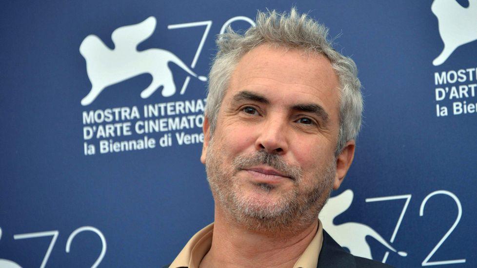 El realizador mexicano Alfonso Cuarón.