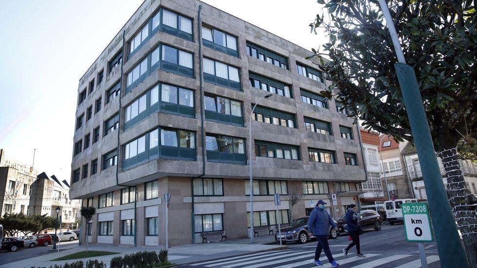 Residencia del mayor de Ribeira
