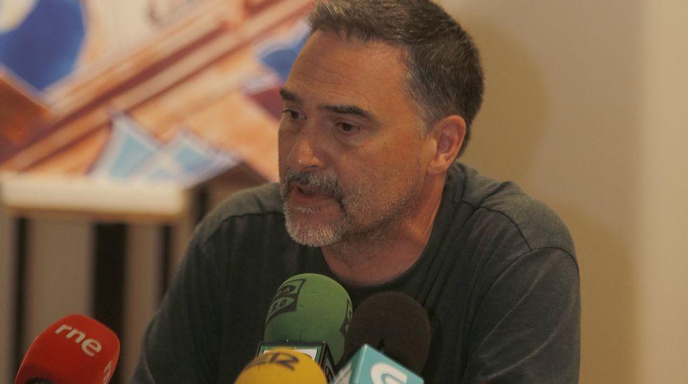 Manel Cráneo ha coordinado todo el proyecto.