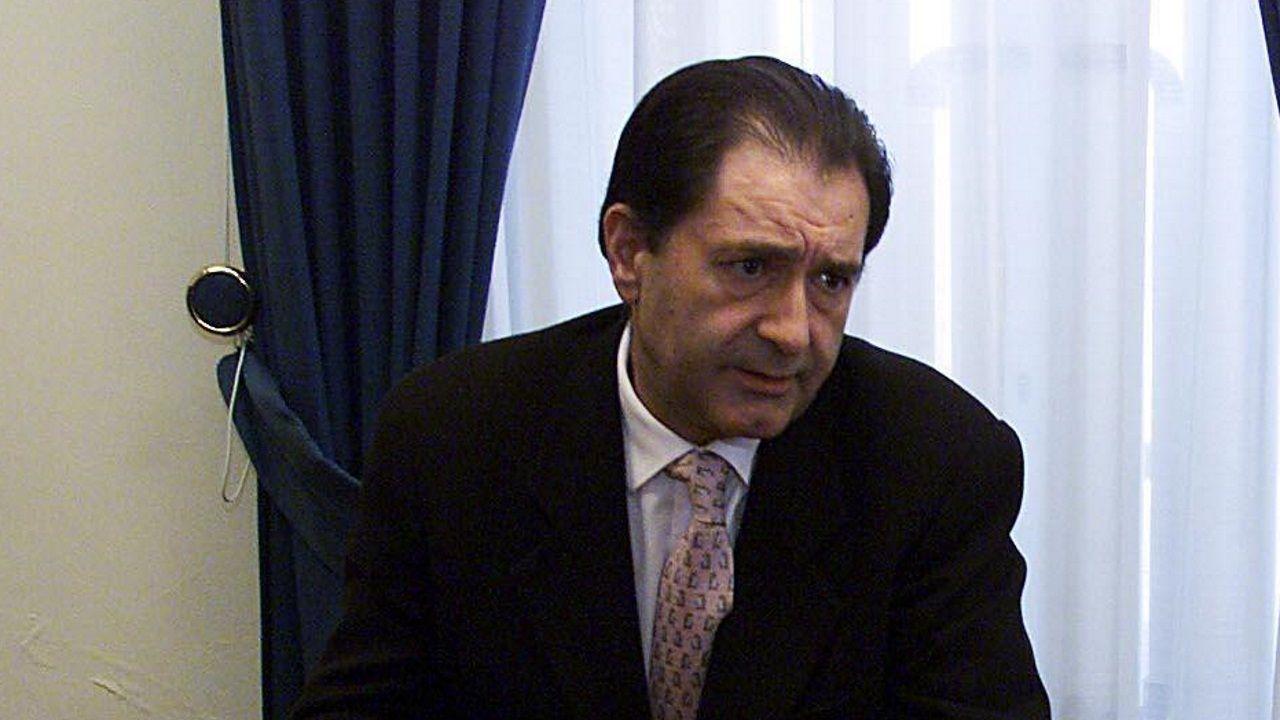 Pérez Miramontes en una foto de archivo