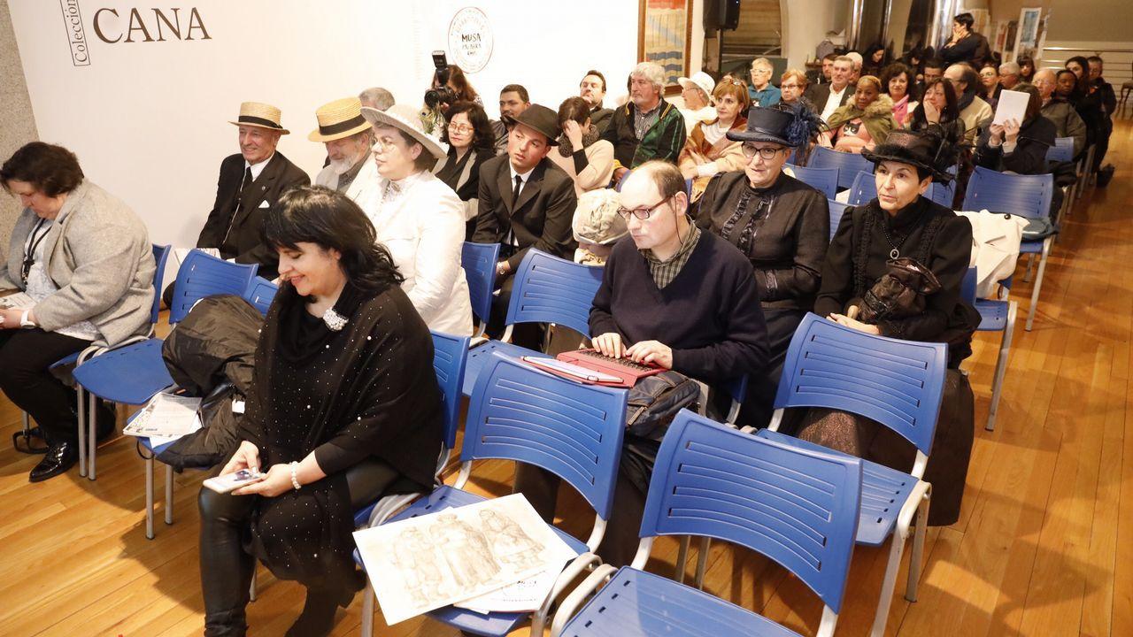 Alerta roja en el patrimonio pontevedrés.Congreso Musapalabra en el Museo Provincial de Lugo