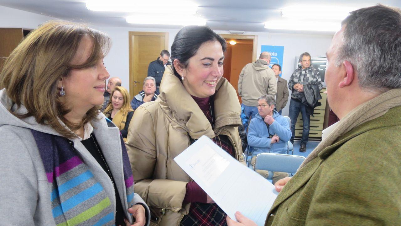 Manuel Rouco serácandidato de PP para las municipales en Burela