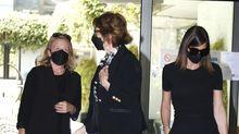 El velatorio de Mila Ximénez.En Galicia es obligatorio usar mascarilla en espacios públicos, incluso cuando se hace deporte en solitario.
