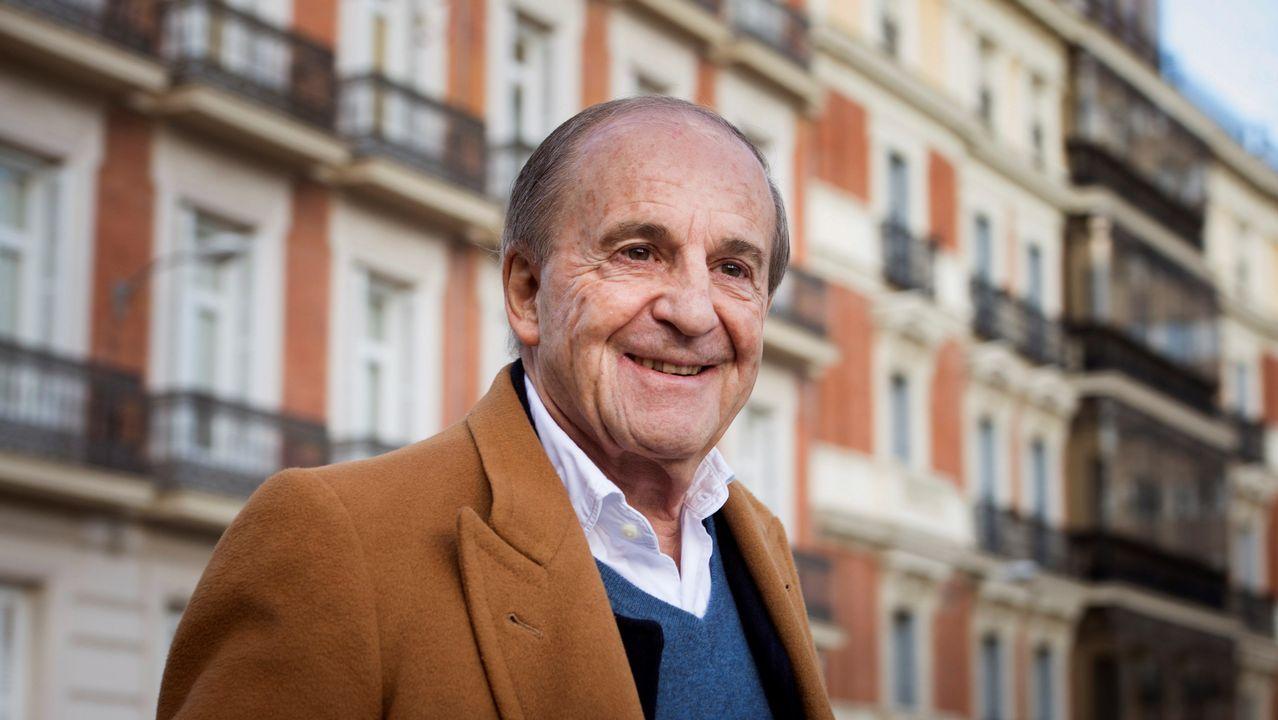 José María García: «Preguntadle a Évole de dónde ha sacado que era Villar Mir»
