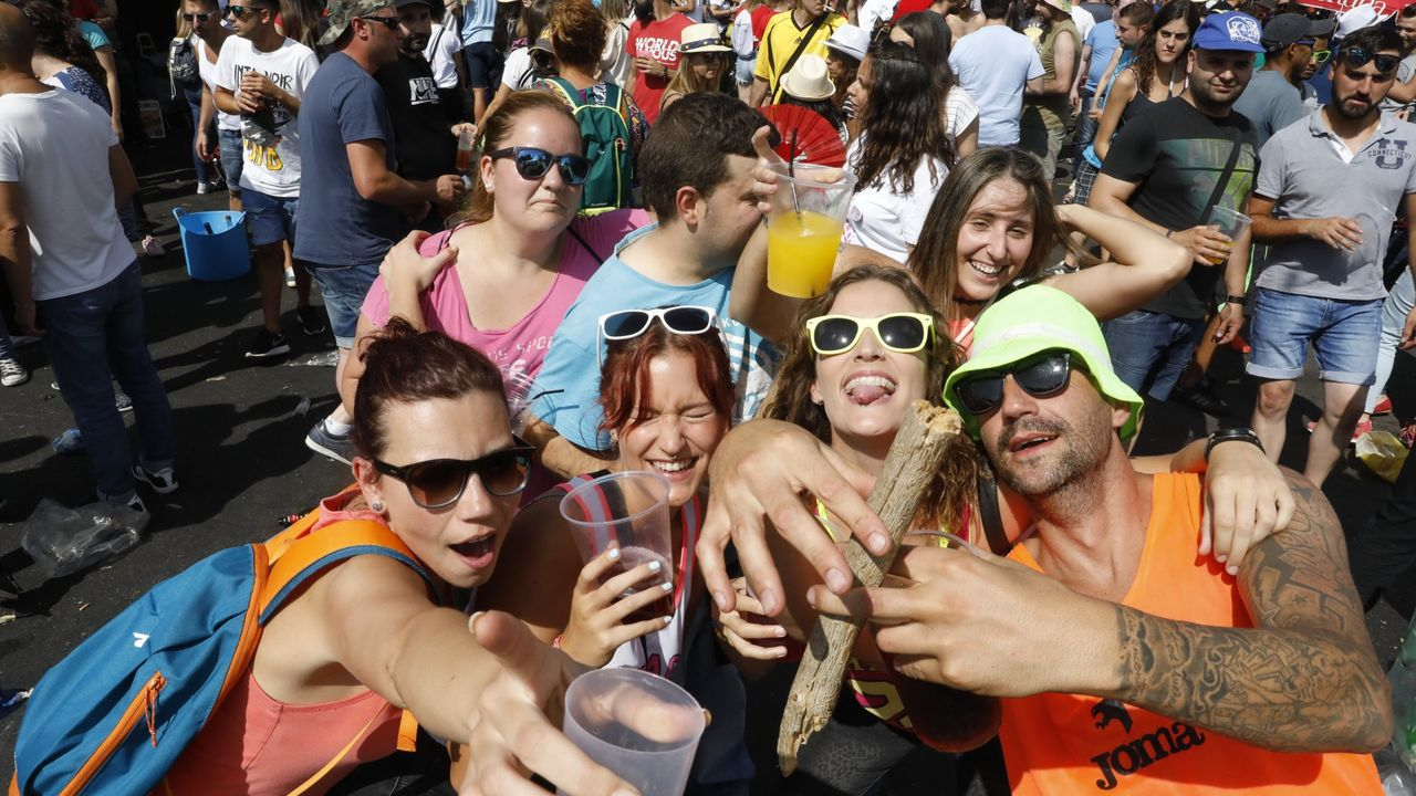 La celebración de la Xira este año fue descartada por el Concello de Vilalba hace varias semanas