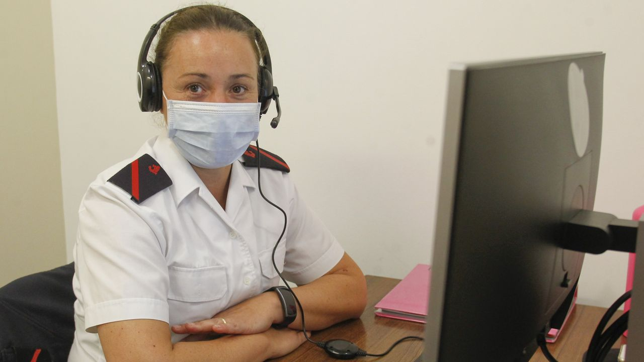 Maia es uno de los 60 rastreadores que operan en la ciudad desde el pasado lunes