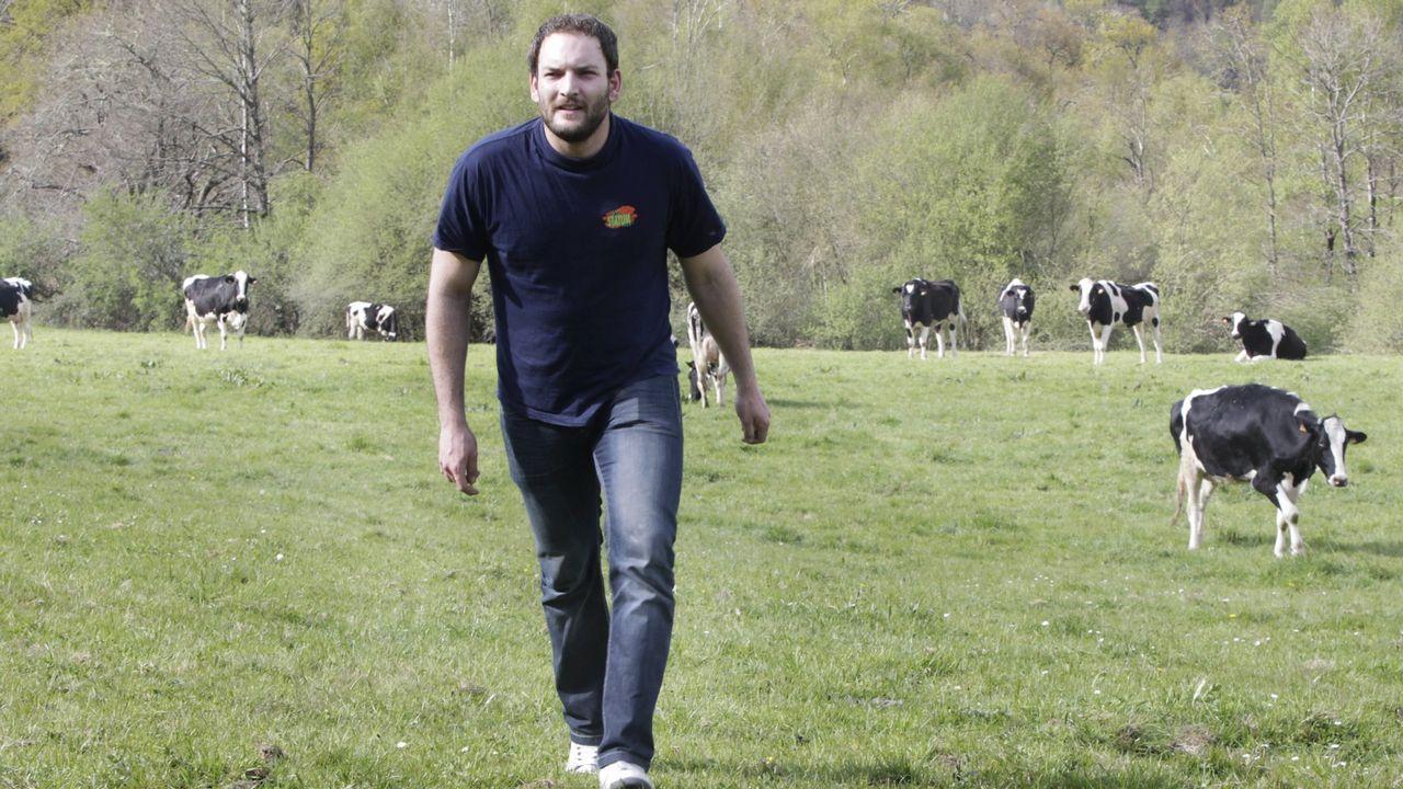 Cervantes recuperó la histórica feria de ganado.La Horta do Seminario acoge el Arde Lupulus, la feria de cerveza artesana de Lugo