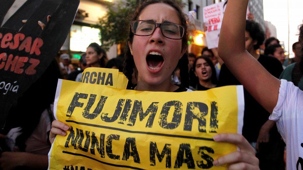 Fujimori pide perdón en un vídeo a los «compatriotas defraudados».Kuczynski, candidato presidencial de Perú