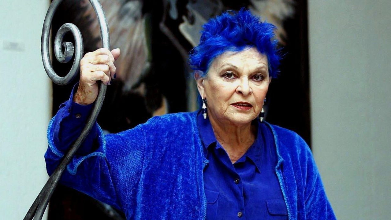 Fallece Lucía Bosé tras tres días ingresada por coronavirus.Los protagonista de «El Ministerio del Tiempo»