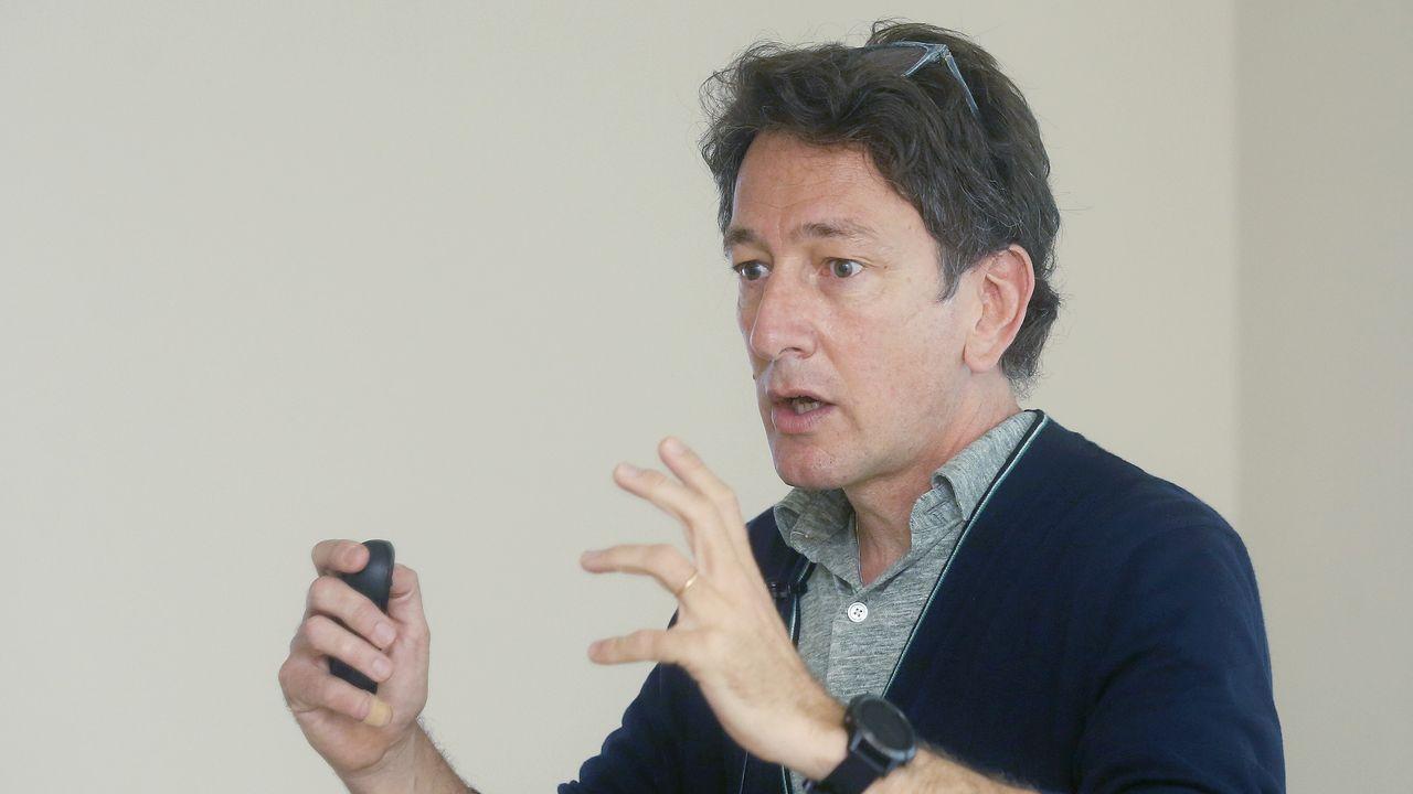 Paul Van Doren, fundador de la empresa de zapatillas Vans