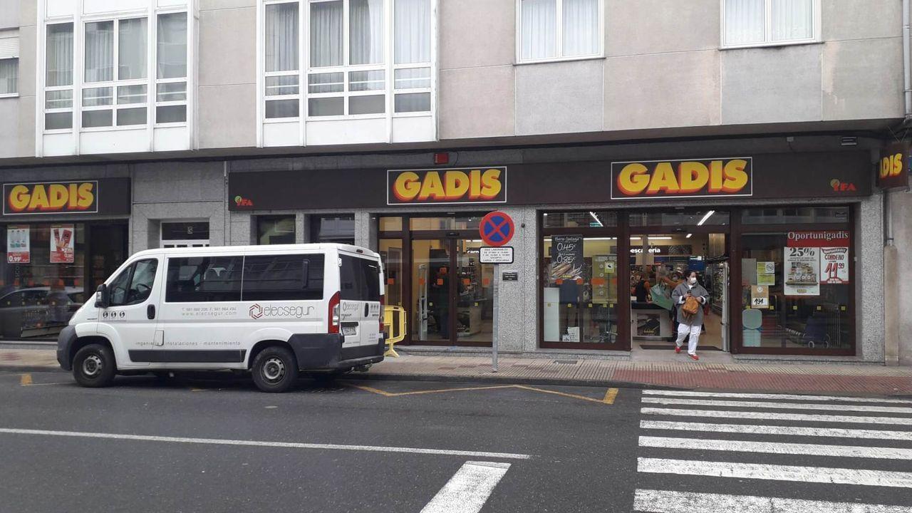 La Gruta, Oviedo