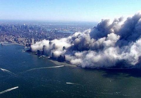 Unas imágenes inéditas del atentado tomadas desde el aire han aparecido misteriosamente en las últimas semanas a través de medios digitales.